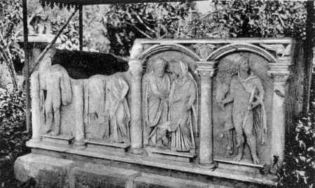 TIPASA - Le Sarcophage