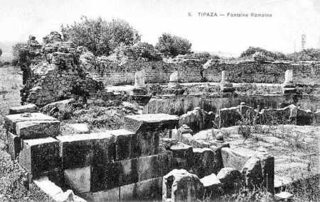 TIPASA - La Fontaine Romaine