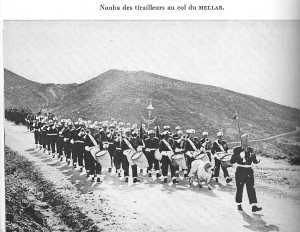 Nouba des Tirailleurs au col de Mellah