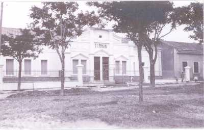 TIRMAN - La Mairie