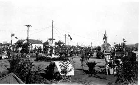 TIZI - La Place centrale
