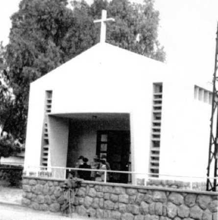 TIZI - Le Temple Prostestant