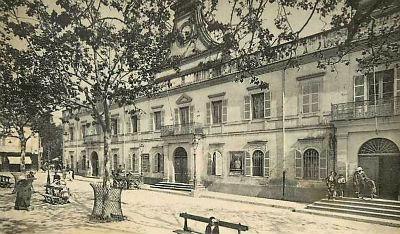 TLEMCEN - La Mairie