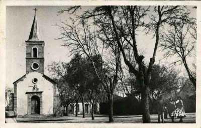 TOCQUEVILLE - L'Eglise