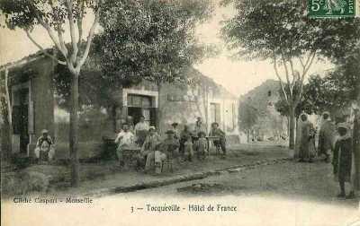 TOCQUEVILLE - Hotel de France