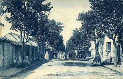 TOCQUEVILLE - La Grande Rue
