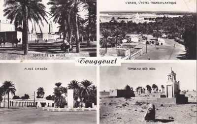 TOUGGOURT - Carte Postale