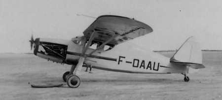 TOUGGOURT - Fairchild 24