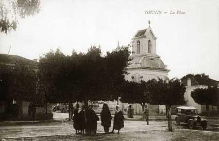 TOUNIN - La Place