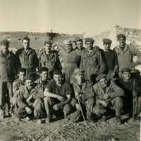 1958. Des conducteurs du Bataillon