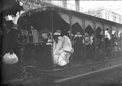 ALGER - L'ancien Tramway