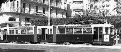ALGER - Le nouveau Tramway
