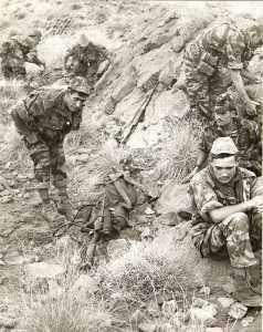 Commando TREPEL Jean Pierre BUENO - Michel LEFAUVRE  Photo Raymond NENERT.