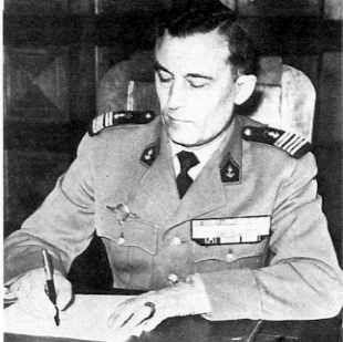 Colonel Roger TRINQUIER.  Sans doute, pendant la Bataille d'Alger