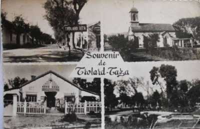 Carte Postale de TROLARD-TAZA