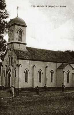 L'Eglise de TROLARD-TAZA