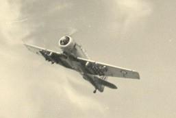 T6 en mission d'appui au sol