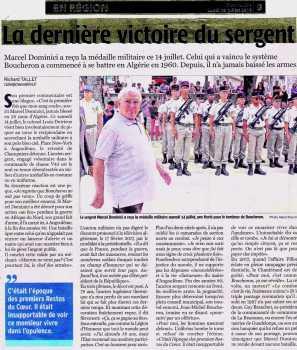 Charente Libre du 16 Juillet 2018