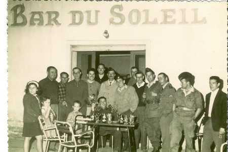 VALMY - Le Bar du SOLEIL