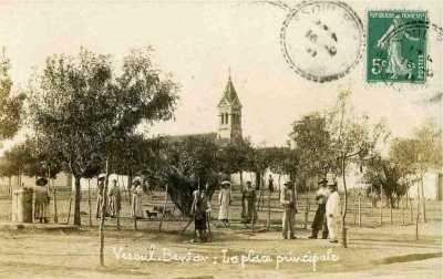 VESOUL-BENIAN La Place Principale