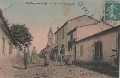 VESOUL-BENIAN - L'Eglise