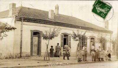 VESOUL-BENIAN - La Poste