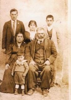 VIALAR - Famille Miguel Antoni GARCIA
