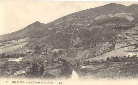 Le ZACCAR - Les Mines de Fer
