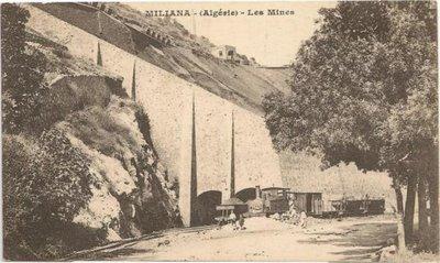 Les mines de fer du Zaccar