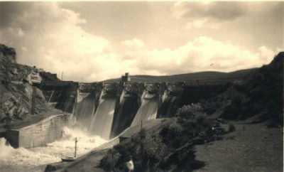 Barrage de ZARDEZAS