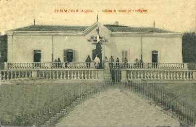 ZEMMORA - L'INFIRMERIE
