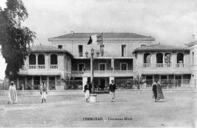 ZEMMORA - La Commune Mixte
