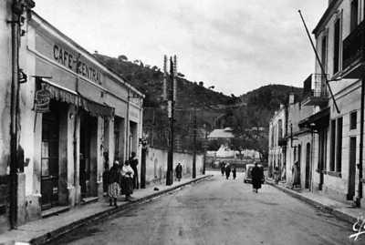 ZEMMORA - La Rue Principale