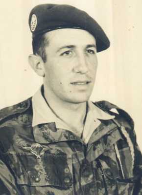 Michel ABAD en 1956