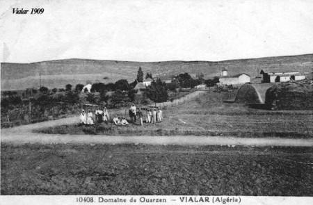 VIALAR - Le Domaine de OUARZEN