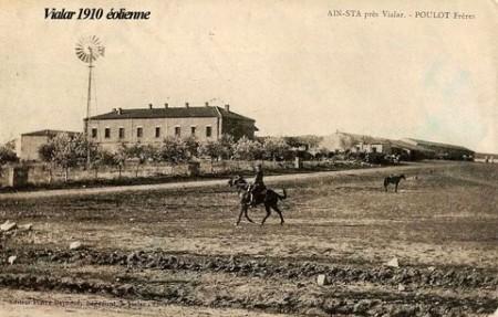 VIALAR - L'Eolienne