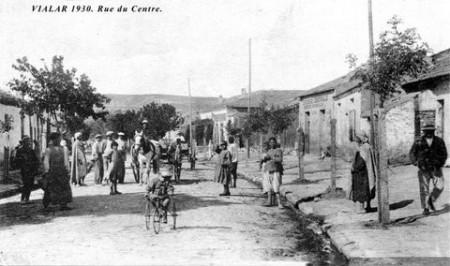 VIALAR - La Rue Principale