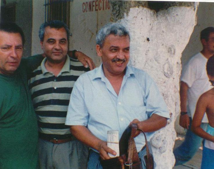 YVARS Henri DERAMCHIA Mohamed DERAMCHIA Maamar