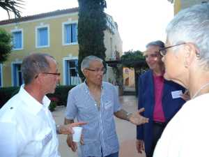 Alain MELERO Jean-Pierre TUESTA Jean-Marie WERY Evelyne MELERO
