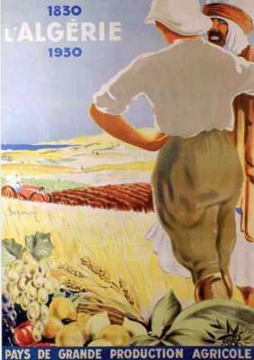 AFFICHE 1930