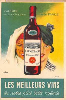 Affiche - Les meilleurs vins