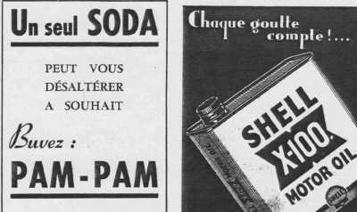 PAM-PAM et SHELL X-100