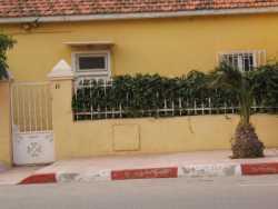 Maison YOUSFI sur la route de Cherchell