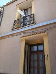 Appartement du haut : Famille Yvars Appartement du bas : Commissaire Bartolini