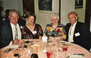 LA VIERE 2009 ---- Georges ANDRE Nelly ANDRE Liliane GASSIER Roger GASSIER