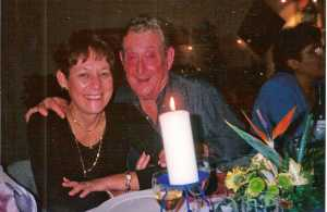 2000 - Le Cap d'Agde Christiane CAMILLERI Jean ANDRE (80 ans)