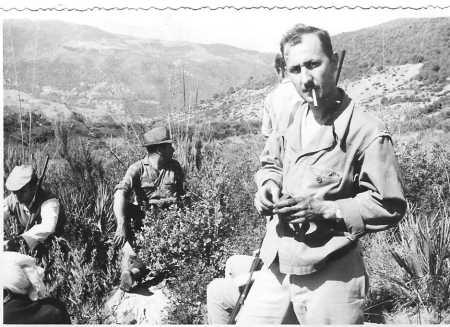 Marc LANGENDORF en 63/64 ---- Partie de chasse avec JONET, BERGONZOLI, FORCADE, SCOTTO etc