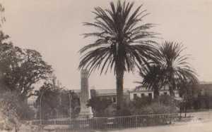 la place du Monument aux Morts