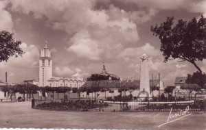 l'Eglise et le Monument aux Morts