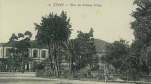 Place de la Mairie  et du Monument aux Morts